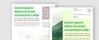EDDM Mailer 8.5 x 11