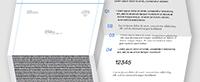 Secure Self Mailer 8.5 x 11